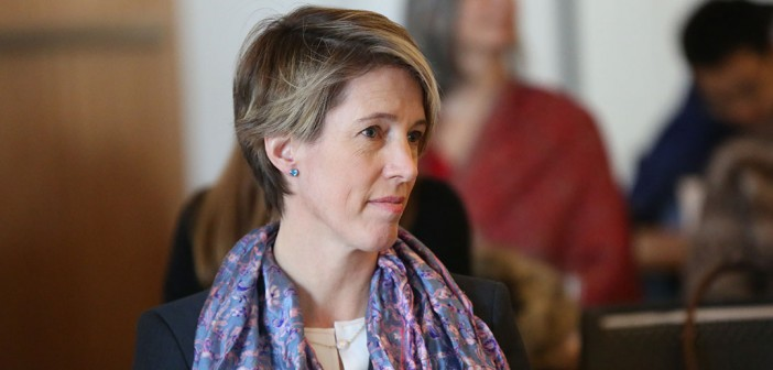 Zephyr Teachout Announces Bid for New York Congressional Seat