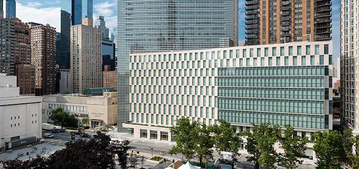 Fordham Law Building Recognized with International Architecture Award