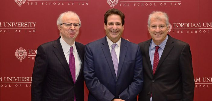 Fordham Law Launches Access to Justice Initiative