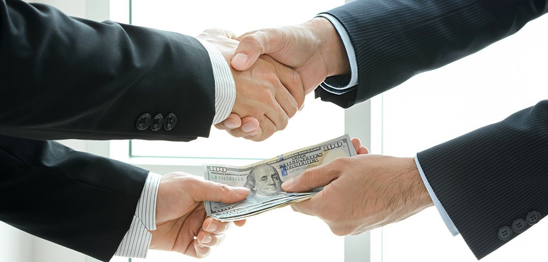 """business corruption An article entitled """"confronting corruption"""" by ravi venkatesan, published by  mckinsey quarterly in 2015, discusses illegal and corrupt."""