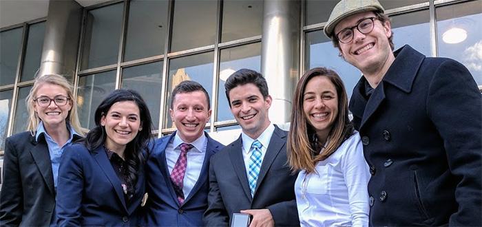 Fordham Trial Advocacy Teams Enjoy Spring Triumphs