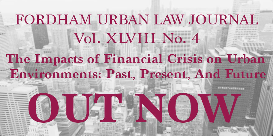 Cover Image for Fordham Vol. 48.4