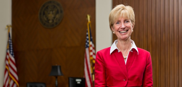 Judge Claire Eagan '76 Appointed to Chair of Executive Committee of the Judicial Conference