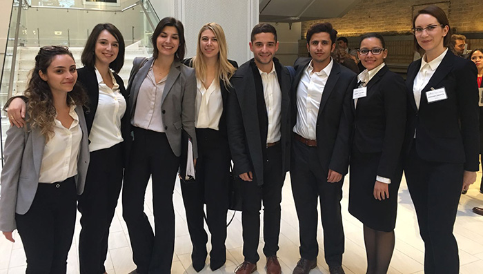 LLM arbitration teams