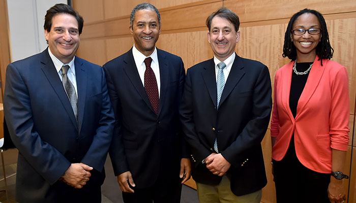 Matthew Diller, Hon. Raymond J. Lohier Jr., Benjamin C. Zipursky, and Robin Lenhardt
