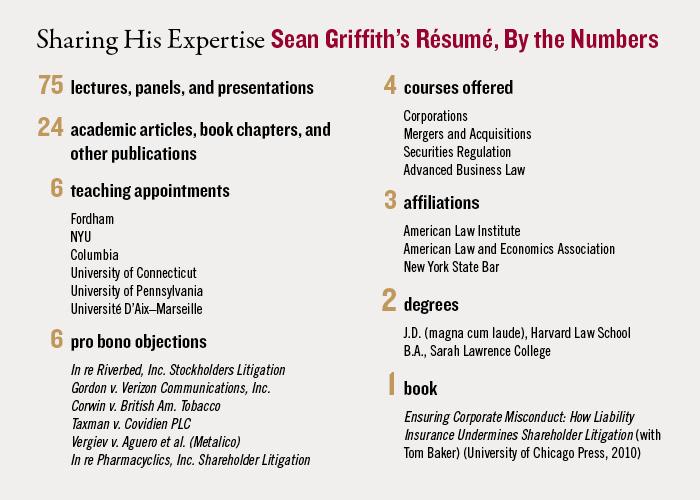 Sean Griffith sidebar