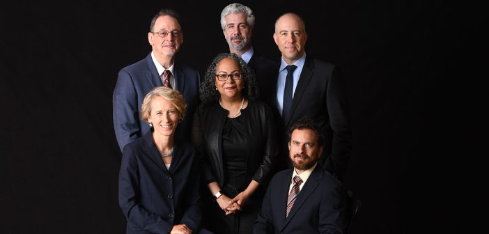 Fordham Law Celebrates Six New Faculty Chairholders