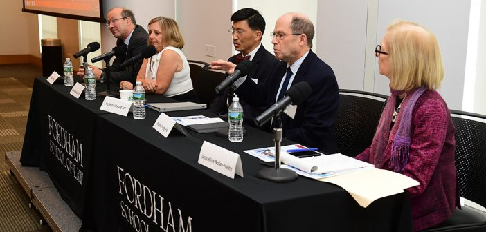Symposium Discusses International Commercial Mediation