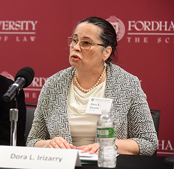 Chief Judge Dora L. Irizarry