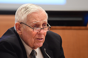 Judge Kevin Duffy '58