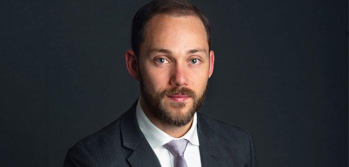 Brandon Ruben - Spring 2018 Fordham Lawyer