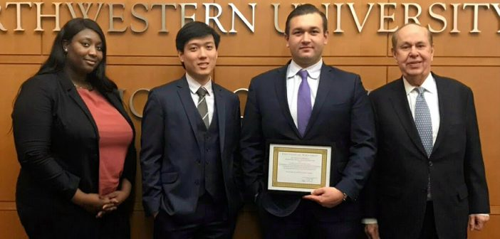 Meeting Face to Face - Spring 2018 Fordham Lawyer
