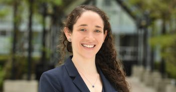 Genevieve Hanft - Spring 2018 Fordham Lawyer