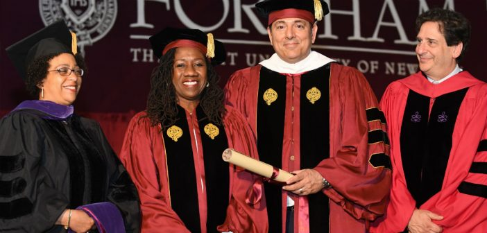 Sherrilyn Ifill of NAACP Legal Defense Fund Receives Honorary Doctor of Laws Degree