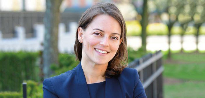 Lindsey Keenan - Spring 2018 Fordham Lawyer