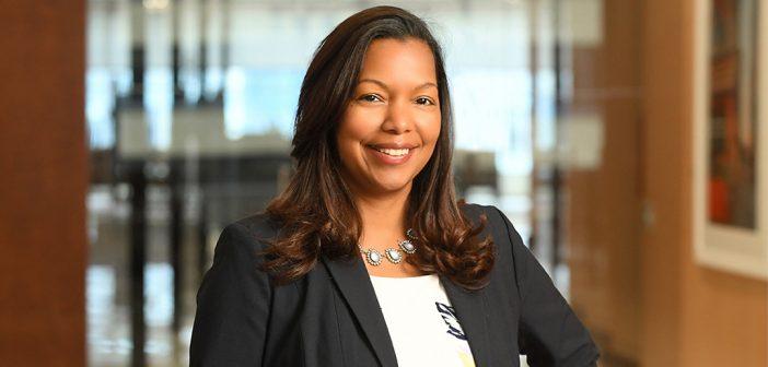 Rosevelie Marquez Morales - Spring 2018 Fordham Lawyer