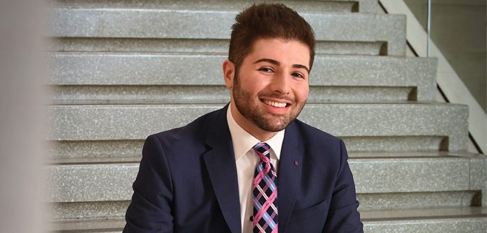 Benjamin Reiser - Spring 2018 Fordham Lawyer
