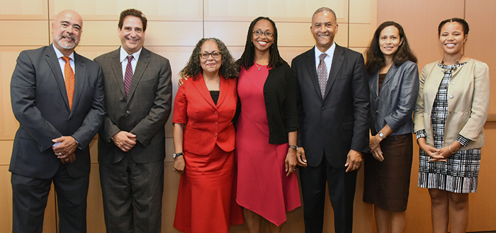 Tanya Hernandez Multiracials Panel