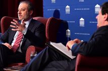 Matthew Diller and Preet Bharara