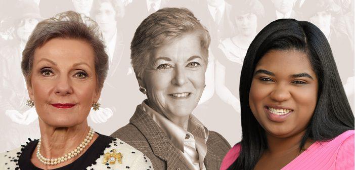 Loretta Preska, Geraldine Ferraro, Tanyell Cooke