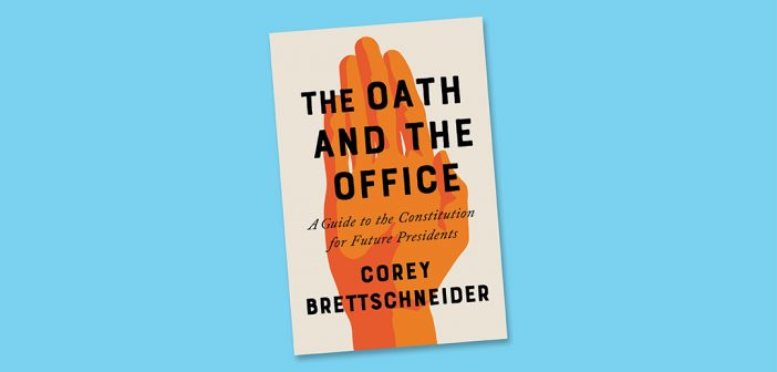 The Oath and the Office
