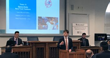 Fordham Sports Law Forum International Baseball Arbitration Competition