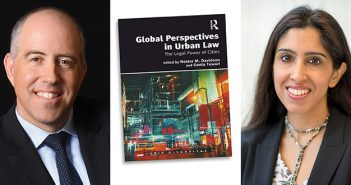 Nestor Davidson, Geeta Tewari, Global Perspectives in Urban Law: The Legal Power of Cities