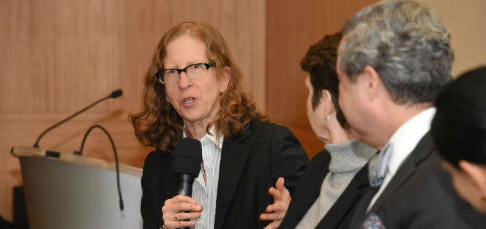Fordham Celebrates Toni Jaeger-Fine's Becoming a Lawyer: Discovering and Defining Your Professional Persona