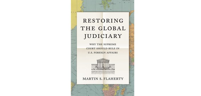 A Call for Congress and the Courts to Reassert Themselves