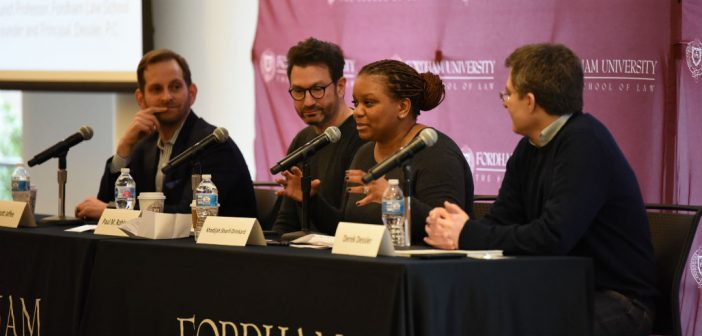 Fordham Law Media and Entertainment Law Society Hosts Sixth Annual Symposium