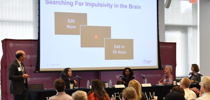 Symposium Explores Cutting-Edge Developments in Neuroscience and Law