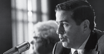 Dean Feerick testifying before Congress