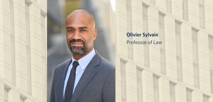 Professor Olivier Sylvain on Matter of Fact with Soledad O'Brien