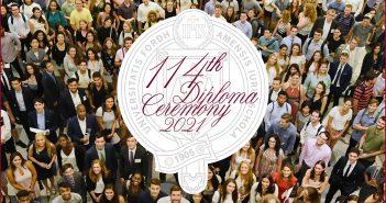 Diploma Ceremonies May 23, 2021 and May 24, 2021