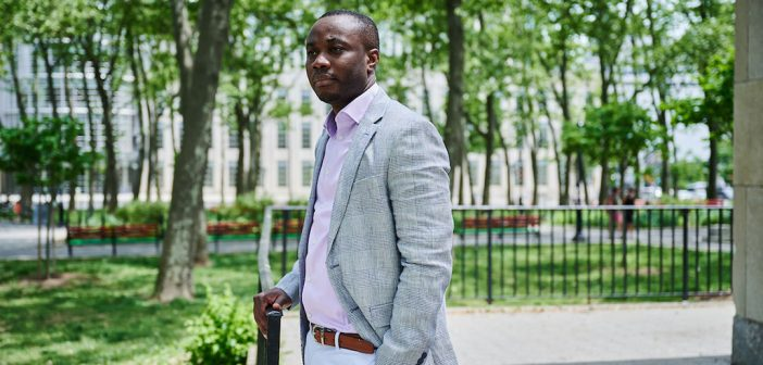 How Mohamed Sidibay '21 Went from Child Soldier to Covington Associate